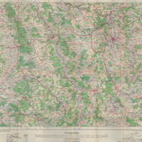 View map for 207WW1MAP