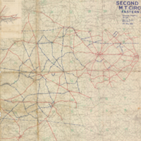 Second Army M.T. Circuits: Eastern Area
