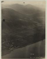 [Niederdollendorf Station and Petersburg Peak, Cologne Bridgehead] January 2, 1919