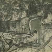 28.I14 [Ypres Southern Ramparts and Infantry Barracks] January 29, 1917