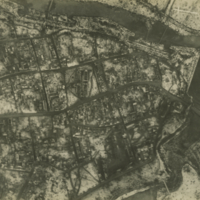 28.I14 [Ypres Southern Ramparts and Lille Gate] January 29, 1917