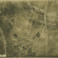 51b.V19 [Saurus Trench and Possum Lane near Cagnicourt] March 18, 1918