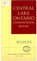 Central Lake Ontario conservation report, wildlife