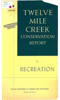 Twelve Mile Creek conservation report