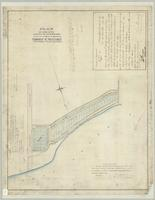 Plan of park-lots laid out in the north part of lot no.5 in the B.F. Con of the Township of Saltfleet