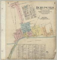 Burlington, Ont. : [key plan]