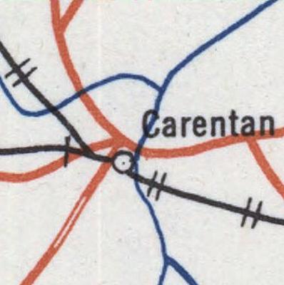 WWII Strategic Maps