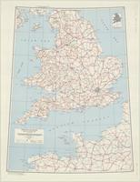 England and Wales : special strategic map