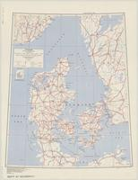 Denmark : special strategic map