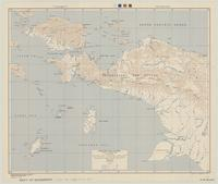 Western New Guinea : special strategic map