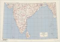 India (South) : special strategic map