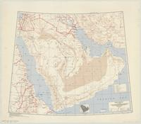 Arabian Peninsula : special strategic map