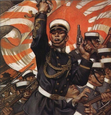 Russo-Japanese War, 1904-1905