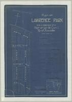 Plan of Lawrence Park