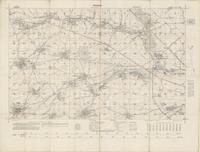 [Pas-de-Calais, Mont St. Eloi Region, west of Arras : artillery map]