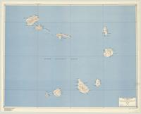 Cape Verde Islands : special strategic map
