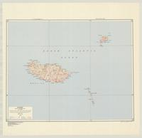 Madeira : special strategic map
