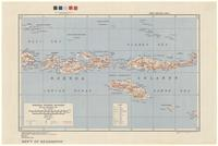 Soenda (Sunda) Islands : special strategic map