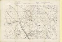 [Ypres, 3rd Battle of, Belgium] : German lines from Klein Zillebeke to Forret Farm
