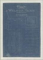 Plan of Wilson Park