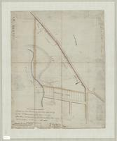 Sketch of the survey of part of lot no. 19 in the 2nd concession of the Township of Barton