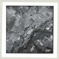 [Regional Municipality of Hamilton-Wentworth and surrounding area, 1954] : [Flightline 4323-Photo 180]