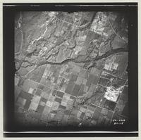 [Regional Municipality of Hamilton-Wentworth and surrounding area, 1954] : [Flightline 4309-Photo 15]