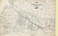 Vignacourt administrative map : army area map, Oct. 24th 1918