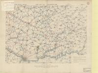 Fifth Army area administrative map : motor traffic circuits