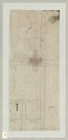 Plan of parks survey upon lot no. 9 in First Concession of the Township of Barton : [northeast sheet]