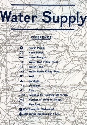 Water Supply Maps