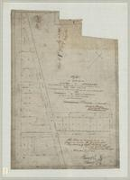 Plan of lots in the village of Waterdown, being subdivision of park lot no 9 (shewn on H. Winters plan) and park lot no 2