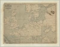 Johnston's chart of the Baltic Sea, German Ocean & English Channel