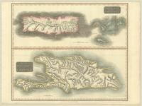 Porto Rico and Virgin Isles ; Haiti, Hispaniola or St. Domingo