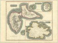 Guadaloupe ; Mariegalante &c. ; Antigua