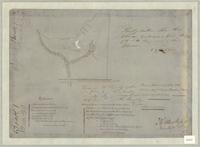 Plan of survey of part of lot no. 27 in the 2nd Conn. Flamboro West. Containing 18-1/2 acres.