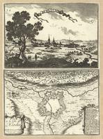 Hesdin ; Plan de la Ville de Hesdin