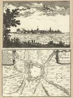 Bappavme ; Plan de la Ville de Bapaume