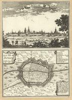 Dovay ; Plan de la Ville de Douay