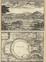 Besançon ; Plan de Besançon