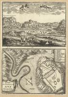Fort de Iovx ; Plan du Chasteau de Iovx