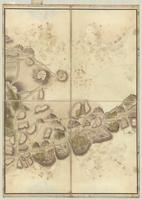 Carte contenant l'etendue de la tourneé que Monsieur, le Comte de Graville a fait en partant de Perpignan [sheet 4]
