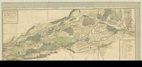 Carte des Bords du Rhin depuis Basle jusqu'a Rheinau. [Leaf 1 of 11]
