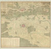 Carte des Bords du Rhin depuis Basle jusqu'a Rheinau. [Leaf 6 of 11]