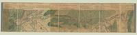 Carte des leignes de la Louter, 1746. Levée Par Ordre du Roy