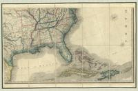 Map of North America exhibiting the recent discoveries, geographical and nautical : [sheet 6]