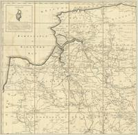 A map of the County of Devon with the City & County of Exeter : [northwest sheet]