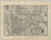 Angliae, Scotiae, et Hiberniae, sive Britannicar : Insvlarvm descriptio