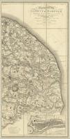 A topographical map of the County of Norfolk surveyed and measured in the years 1790, 91, 92, 93 and 94 : [sheet 3]