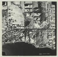 [Queen Elizabeth Way and Highway 2 corridor, 1962] : [Flightline J2394-Photo 111]